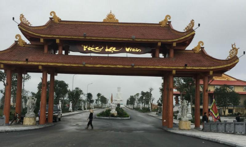 Hỏa táng tại Hà Tĩnh
